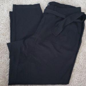 Torrid Tie Front Challis Pants